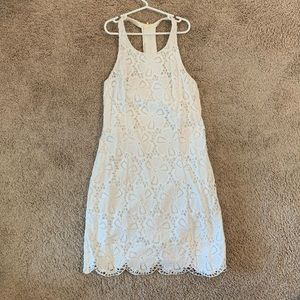 White Lilly Pulitzer dress